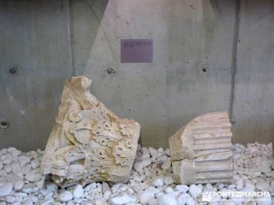 Yacimiento Clunia Sulpicia - Desfiladero de Yecla - Monasterio Santo Domingo de Silos - Restos arque